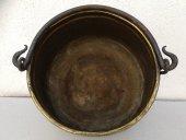 El Vinta: Hervidor de cobre antiguo (Decoración, Antigüedades)