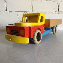 Camión de juguete 1950