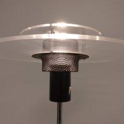 Lámpara de pie space age 1970