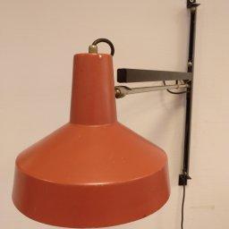 Lámpara de pared telescópica - Vendido -