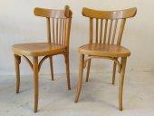 El Vinta: Sillas de comedor Thonet (Muebles, Vintage)